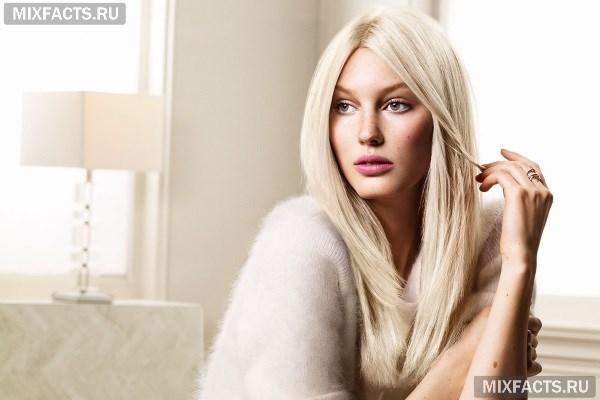 Cамая лучшая краска для блондинок: оттенки и марки