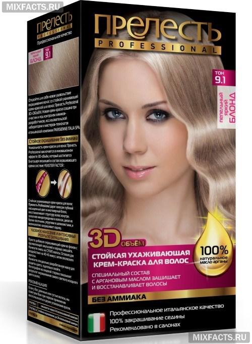 Cамая лучшая краска для блондинок. осветляющий крем Прелесть без аммиака 256055bbf4776
