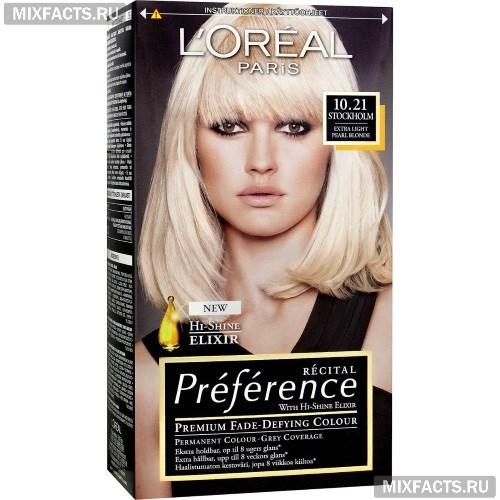 Выбираем лучшую краску для волос без аммиака