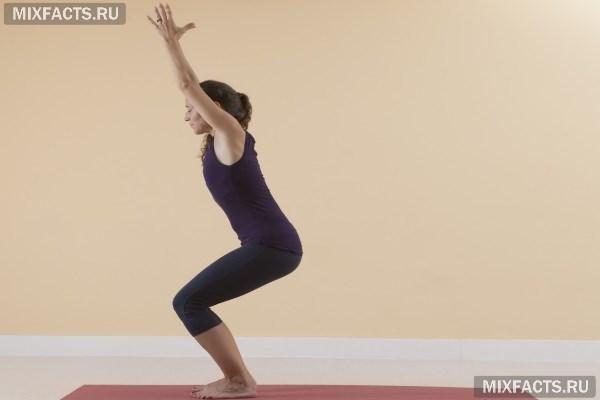 Индийская йога для похудения