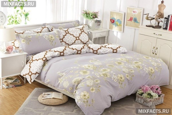 Какое постельное белье выбрать для холодных ночей