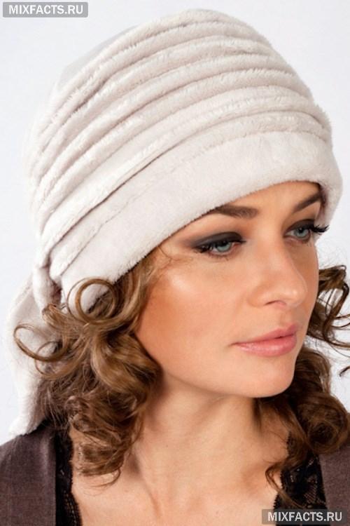 головные уборы для женщин после 50 лет фото