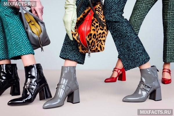 8967a128d765 Модная женская обувь на каблуке 2018 (фото, тенденции, новинки)