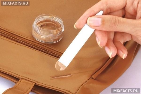 81a170d29197 Как использовать жидкую кожу для реставрации  Жидкая кожа для ремонта  изделий ...