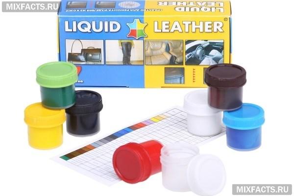 0473941e30fd7 Что такое жидкая кожа и как ей пользоваться для ремонта кожаных изделий,  мебели и обуви?