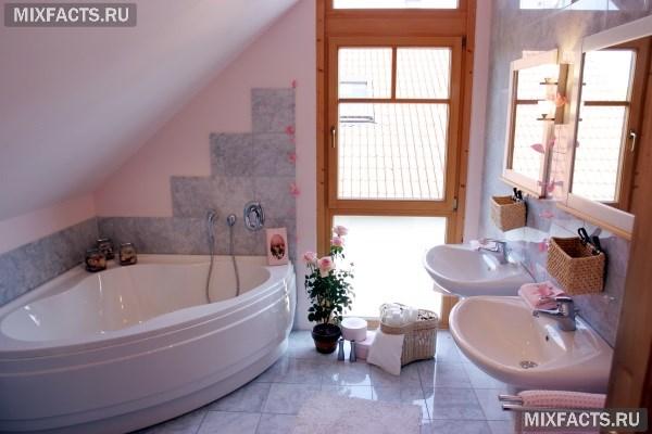Ванная комната дома дизайн ванные комнаты установка раковины