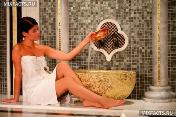 Как похудеть в бане с помощью меда и соли?