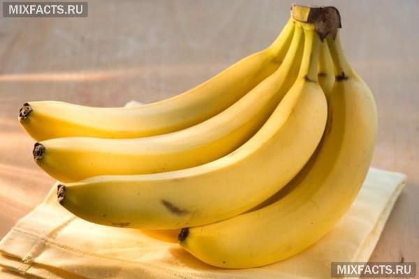 Можно ли при похудении есть бананы?