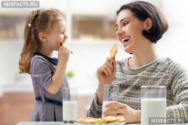 О пользе молока для женщины