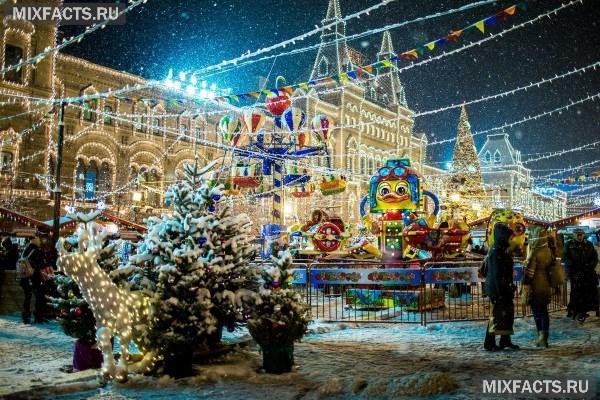 Что посмотреть в Москве зимой - интересные маршруты для семьи с ребенком