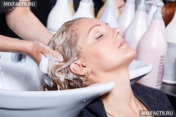 Шампуни которые смывают краску с волос