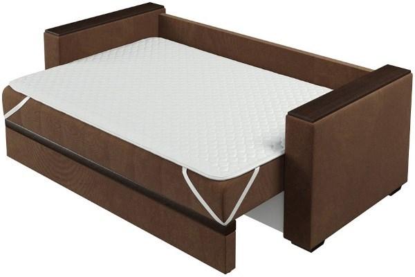 Как выбрать матрас-топпер для дивана и кровати?