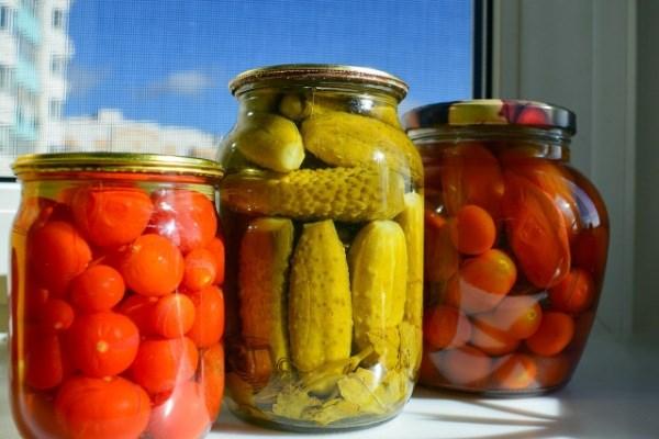 Заготовка продуктов на зиму – консервация, заморозка, сушка