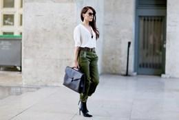 С чем носить брюки карго – мужские и женские образы с фото
