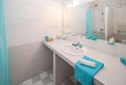 Декор ванной комнаты плиткой - фотография дизайна равно особенности декорирования
