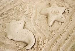 Как произвести кинетический пыль равным образом песочницу на домашних условиях?