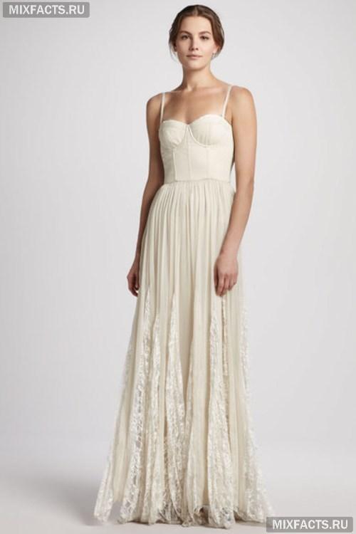 ca133950743 Белые кружевные платья (фото)