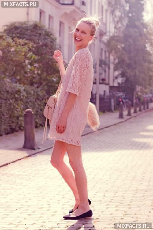 f2e14198d40 Белые кружевные платья (фото)