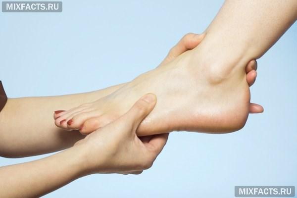 Болят суставы ног ступней запущенный артрит коленного сустава