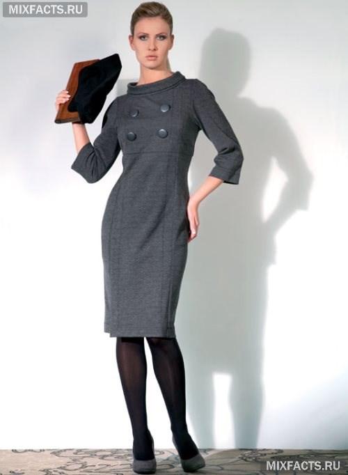 платья деловые фото