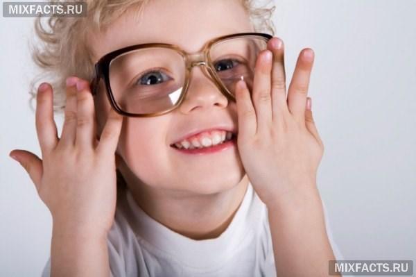 Дети с нарушением зрения: что следует знать?
