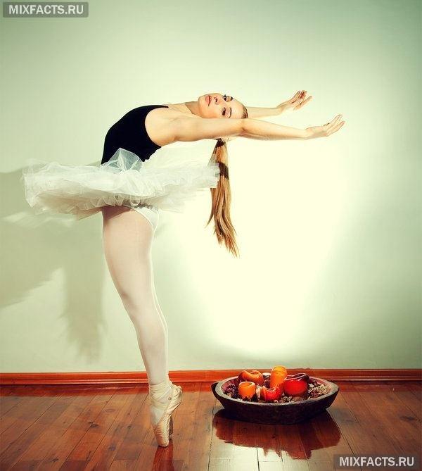 диета балерины на неделю