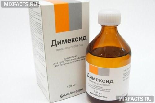 димексид-компресс