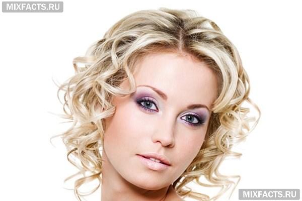 долговременная укладка на волосы
