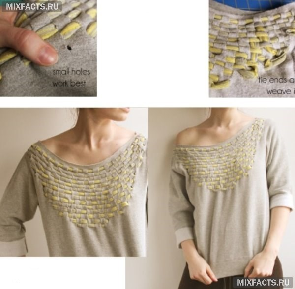Как сделать одежду своими руками  (уроки) 3d8e7b5700553