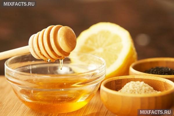 Мед от кашля для детей рецепт