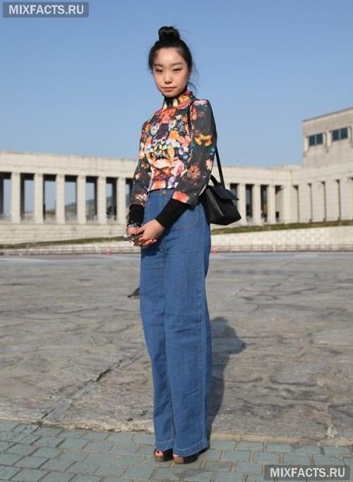 Фото стройных девушек мини рваных шортиках в полный рост — photo 11