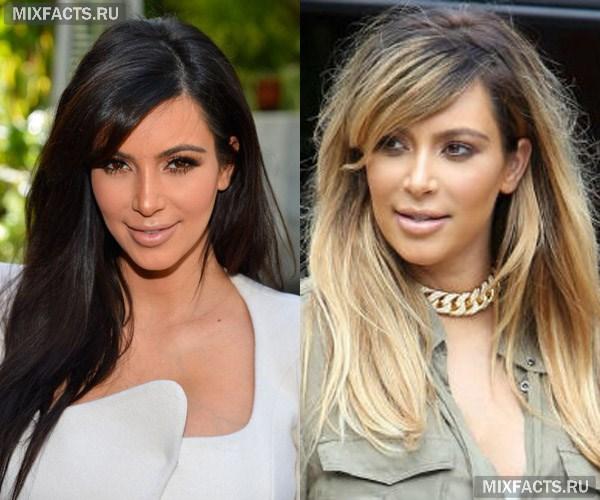 Как перекрасить тёмные волосы в более светлый 51