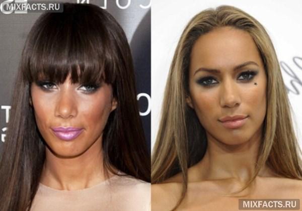 Как перекрасить тёмные волосы в более светлый 44