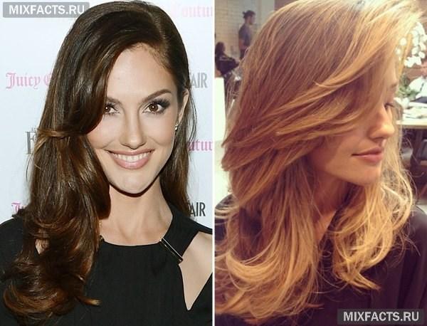 Как перекрасить тёмные волосы в более светлый 39