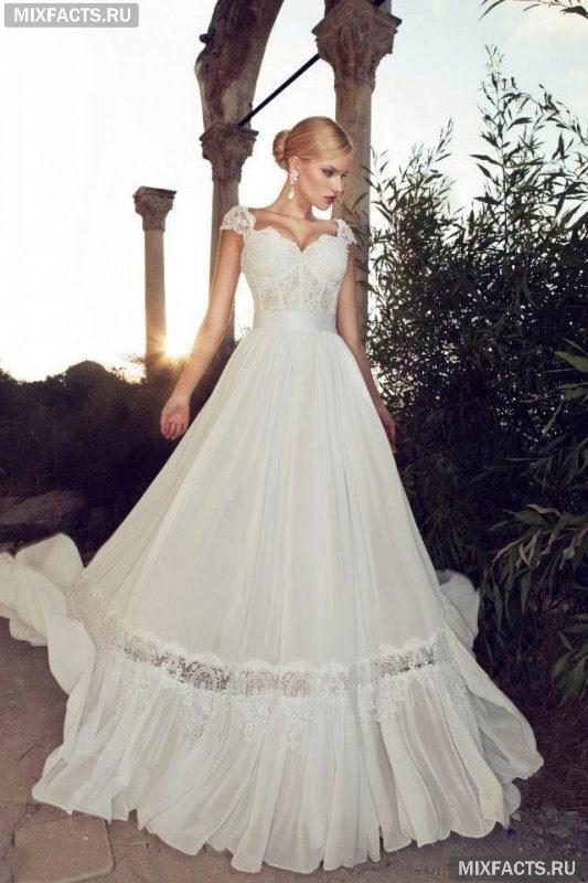 99c9b2866a4 самое красивое свадебное платье с пышной юбкой