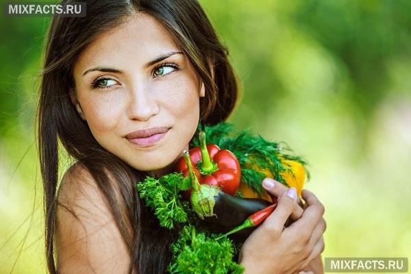 Как сочетать продукты при похудении
