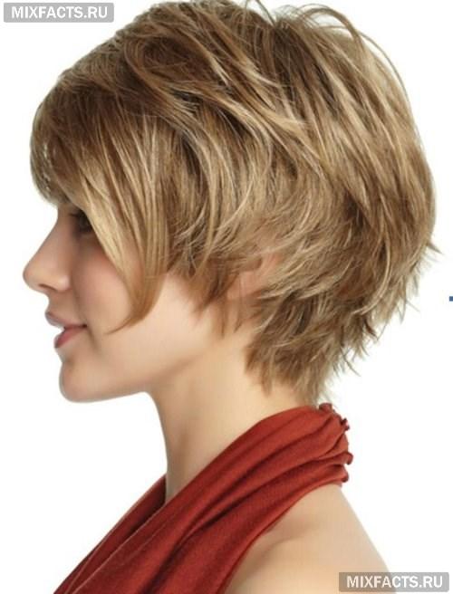 на короткие волосы стрижка фото