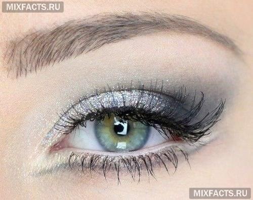 какие тени подходят для зеленых глаз?