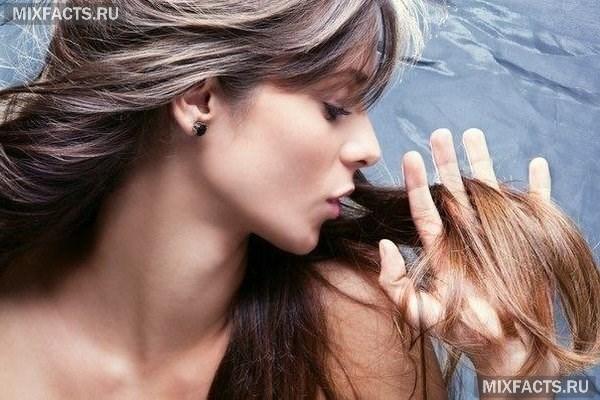 Уксусная кислота для волос
