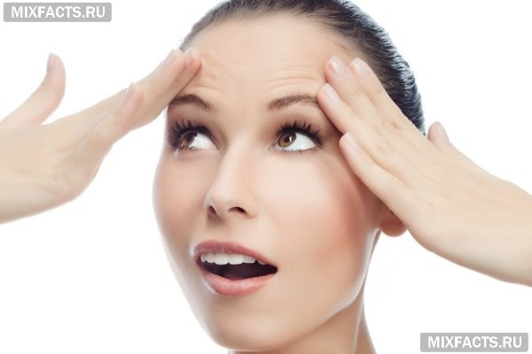 Маска от морщин вокруг глаз в домашних условиях