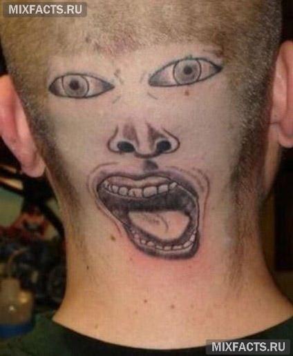 фото самые идиотские татуировки