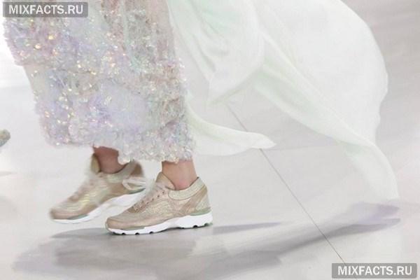 Кроссовки от Chanel для элегантного стиля (фото) 529dc251369