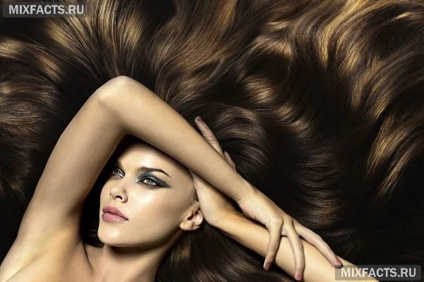 модное окрашивание волос цвет волос