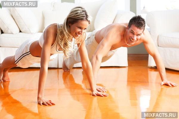 Эффективные упражнения для потрясающей фигуры